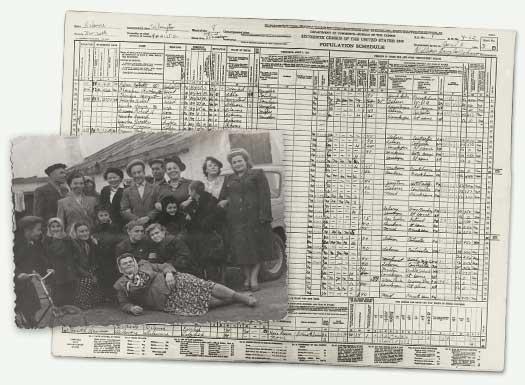 U S  Census Records - Trace Your Ancestors | GenealogyBank