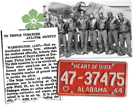 Alabama newspaper archives tuskegee aviators