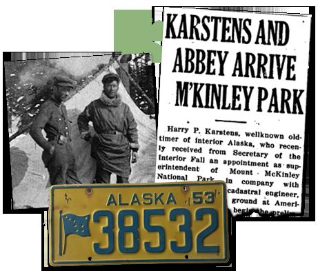 Alaska Newspaper Archives McKinley National Park