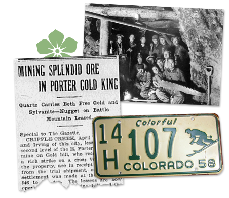 Colorado newspaper clipping - Gold King
