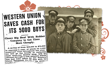 Connecticut newspaper clipping & photo