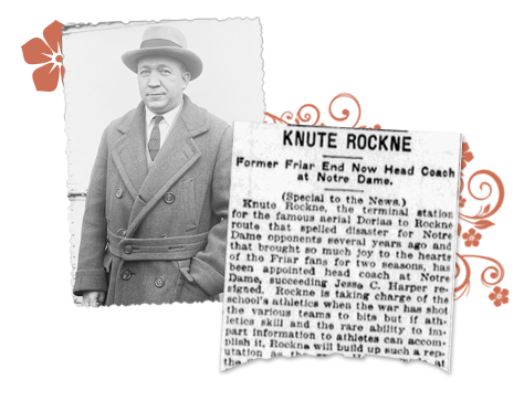Indiana_Archives_Knute Rockne