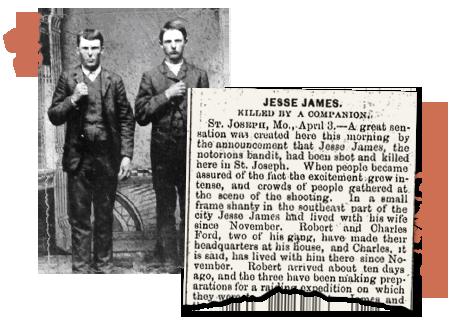 Iowa Newspaper Archives_Jesse James
