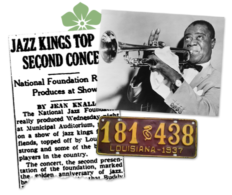 Louisiana Newspaper Archive_Jazz Kings Concert