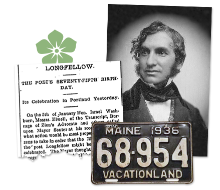 Maine_Newspaper Archives Longfellow Article