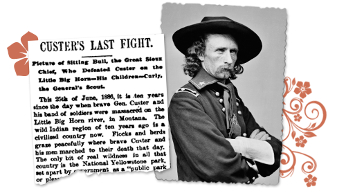 Montana Old article Custer