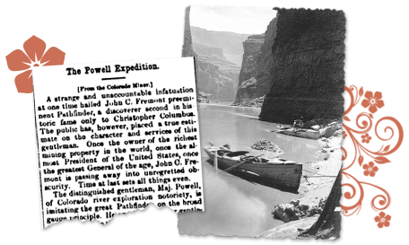 Power expedition found in AZ newspaper archives