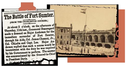 SouthCarolina_Archive_Battle of Fort Sumter