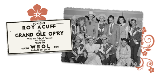 Tennessee_Newspaper Archive Grand Ole Opry