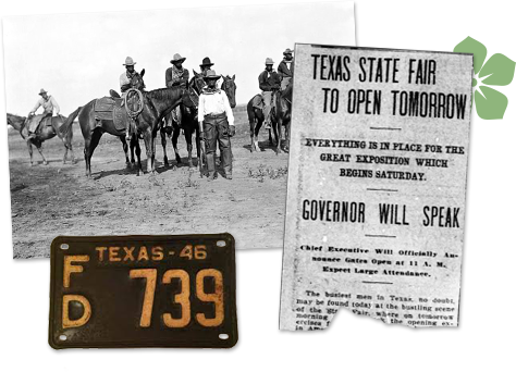 Texas newspaper archives_state fair