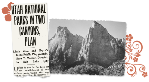 New York newspaper archives National Parks